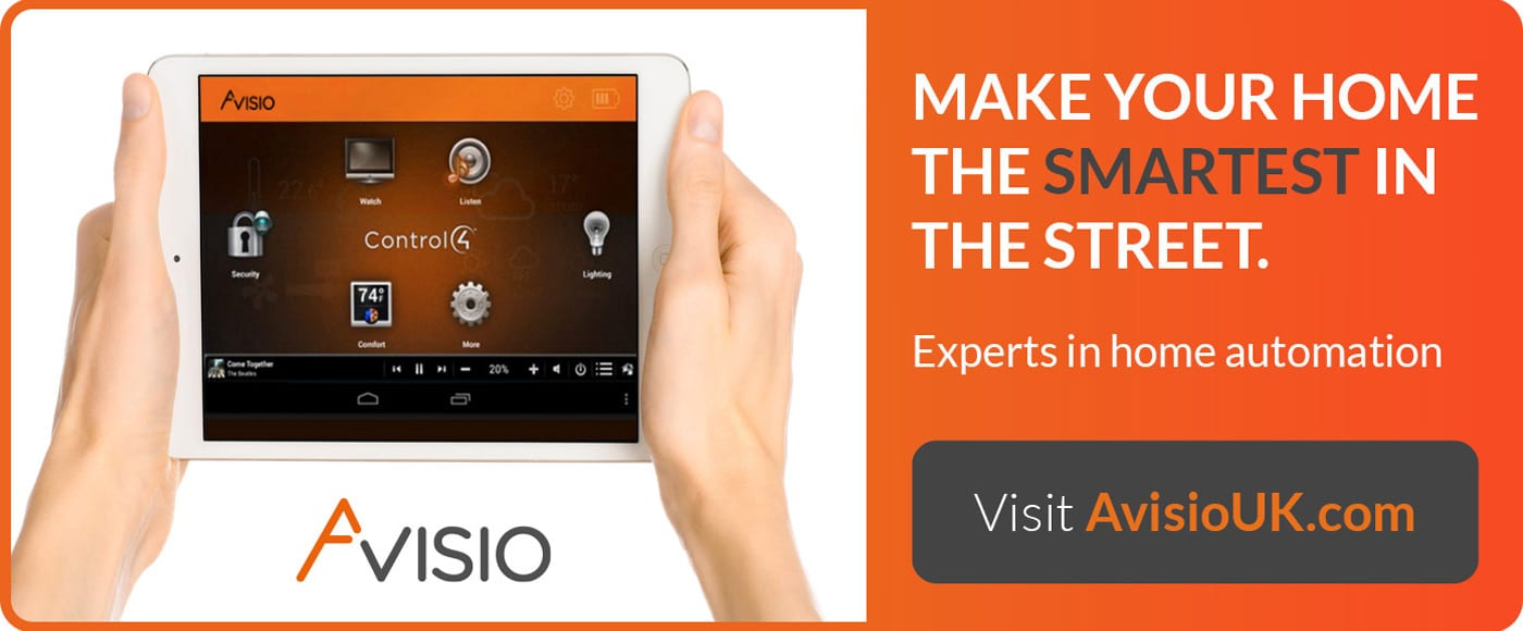 Avisio, experts in home automation