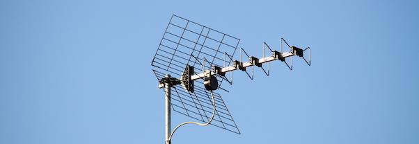 Digital TV Aerials - RF Digital