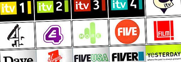 TV channels - RF Digital Systems