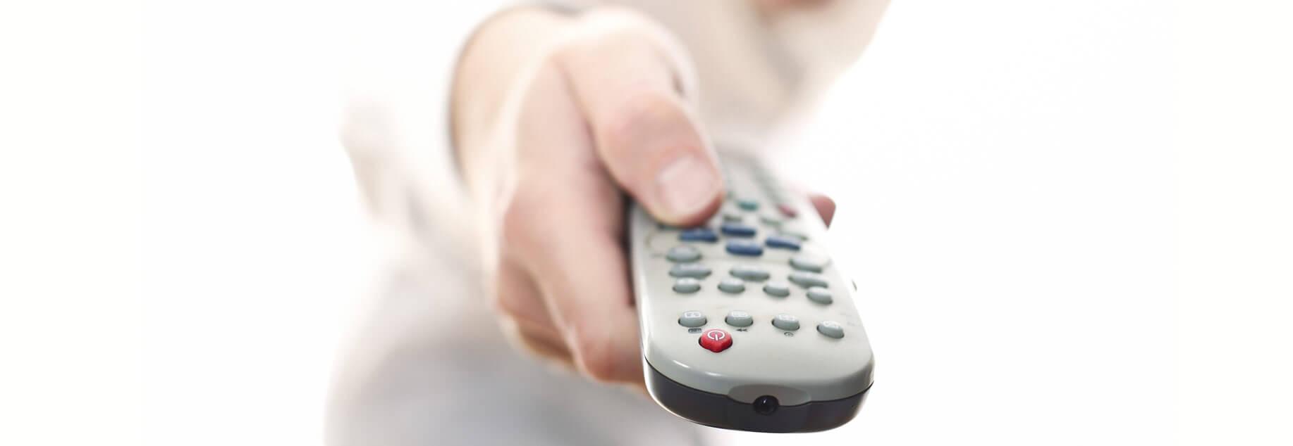 TV Set Up - RF Digital Systems